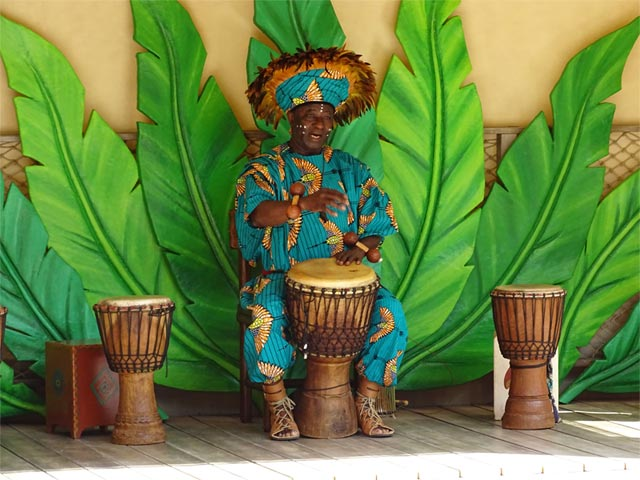village djembe joy
