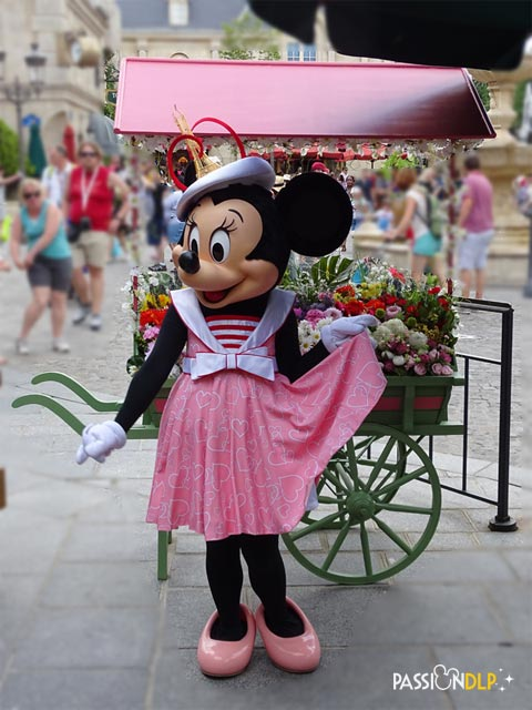 minnie loves paris
