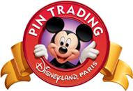 [Nouveauté merchandise] The Art of Disney On Demand (Disney Gallery à Disney Village) - Page 2 Logo_pintrading